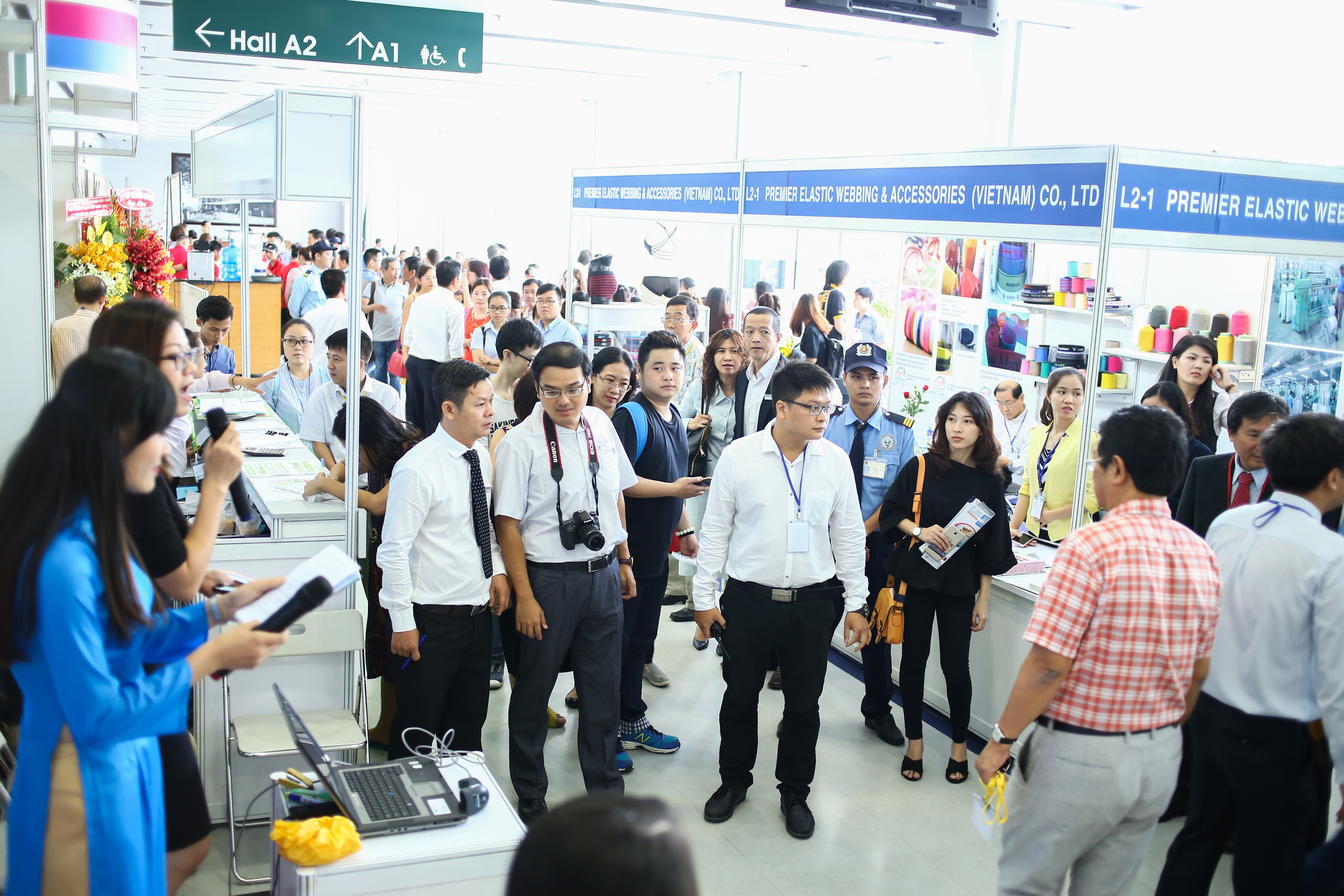 IMG_7263 - Vietnam Textile & Garment Industry Expo (30th)